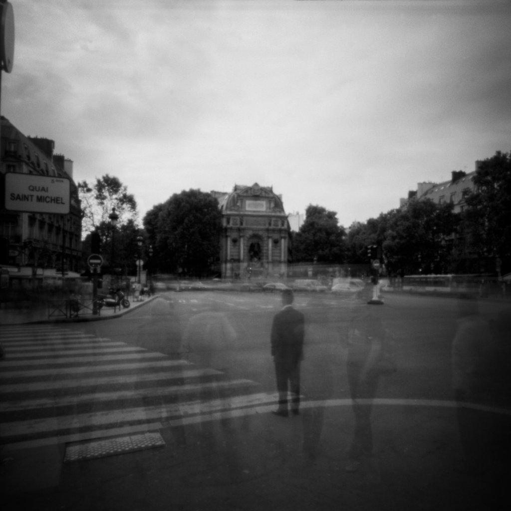 Les fantômes de Saint Michel